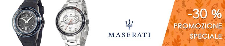 Promozione Maserati -30%