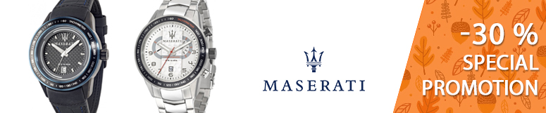 Maserati special promotion -30%