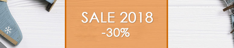 Sale 2018 - 50%