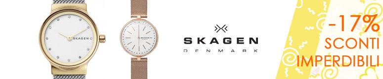 Promozione speciale Skagen - GF -17%