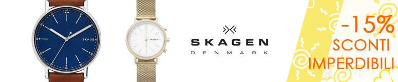 Promozione speciale Skagen - GF -15%